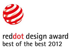 RedDot Designaward Best of the Best 2012