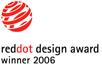 RedDot Award 2006